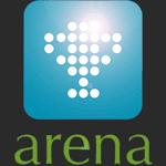 Logo Arena noir