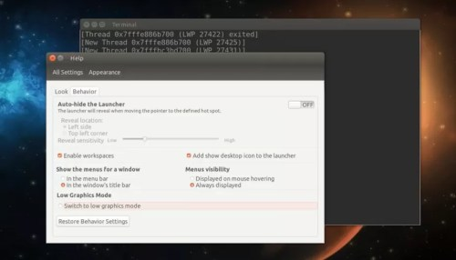 ubuntu 16.04 lts low graphic mode