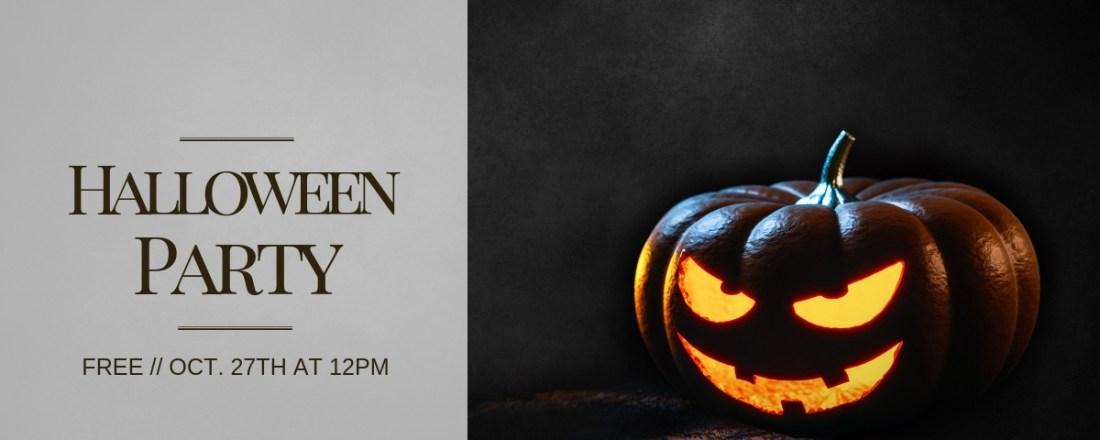 TV Halloween Party