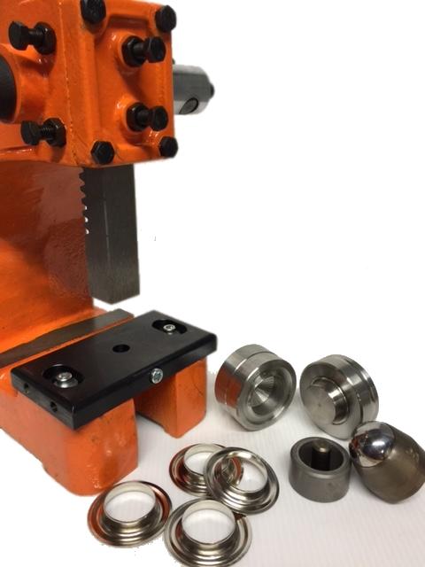 presses et machines pour la pose d oeillets