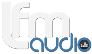 LFM Audio Logo White Web Retina