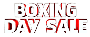 Radio Imaging – Boxing Day Sale – Banner