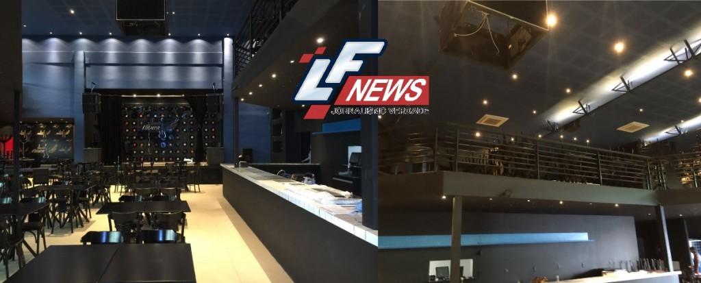 LF News Portal Notícias Lauro de Freitas bahia INAUGURAÇÃO bar SANTA MÚSICA VILAS3