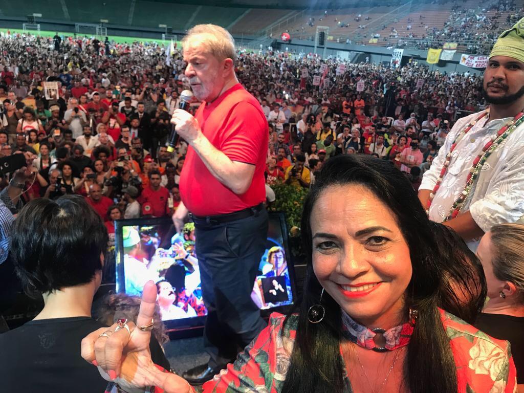 Ele participou de edições anteriores do Fórum Social Mundial em Porto  Alegre em 2002 e 2003 993dc31c83f6d