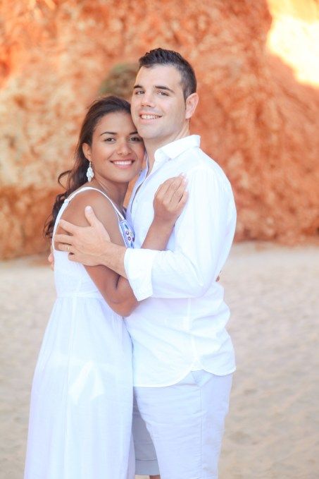 Beach Photoshoot in the Algarve