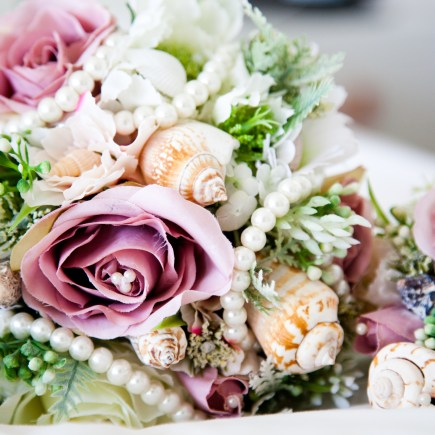 algarve wedding bouquet