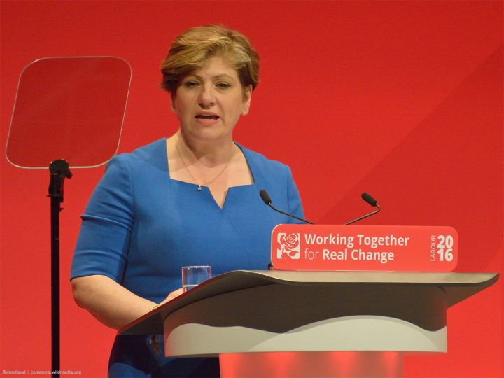 Emily Thornberry: 'Reports of Israeli embassy official discussing how to discredit government minister are extremely disturbing'