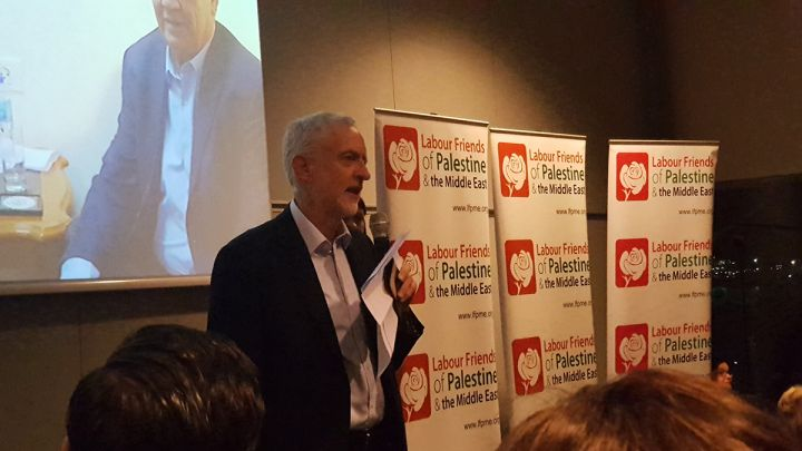 'It is about Palestine' – the cry of thousands of delegates to the Labour Party Conference in Liverpool.