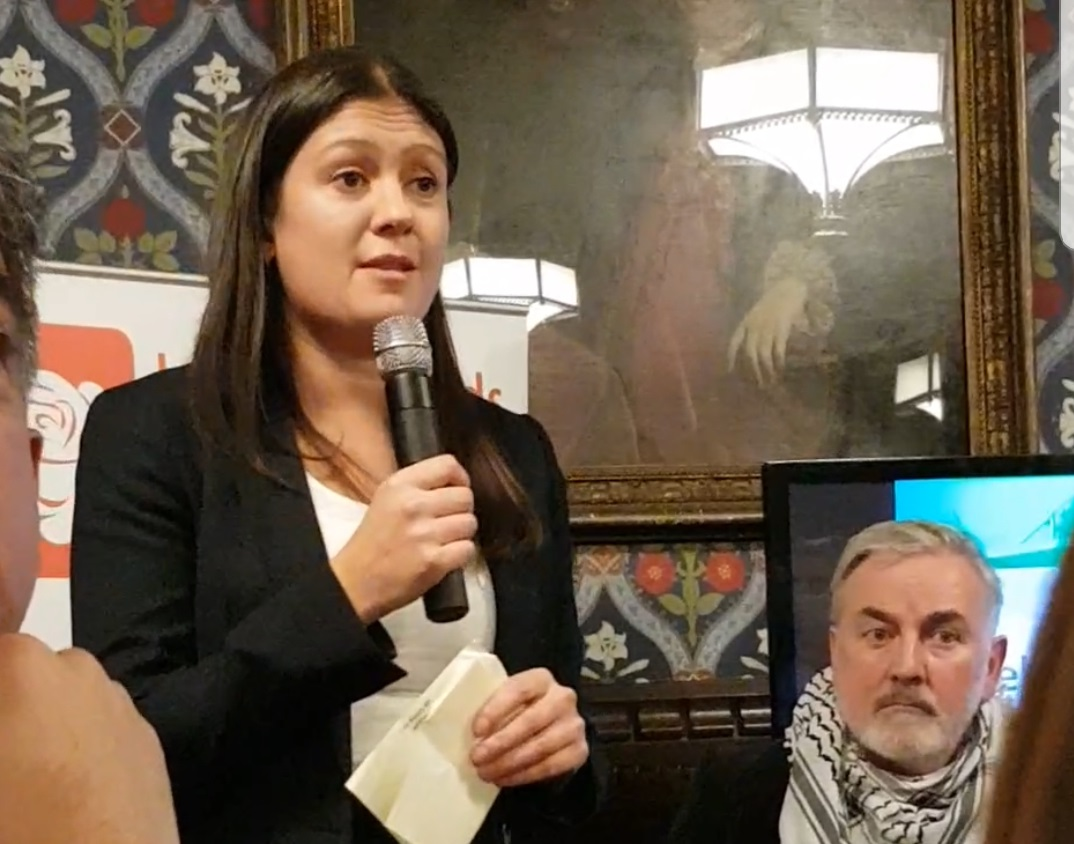 Lisa Nandy: My Plans As The New Chair Of Labour Friends Of Palestine & The Middle East