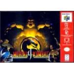 Mortal Kombat 4 - N64