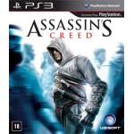 Assassins Creed (Manual em Português) - PS3