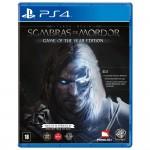 Terra-Média: Sombras de Mordor - GOTY - PS4