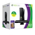 Xbox 360 4GB com Kinect