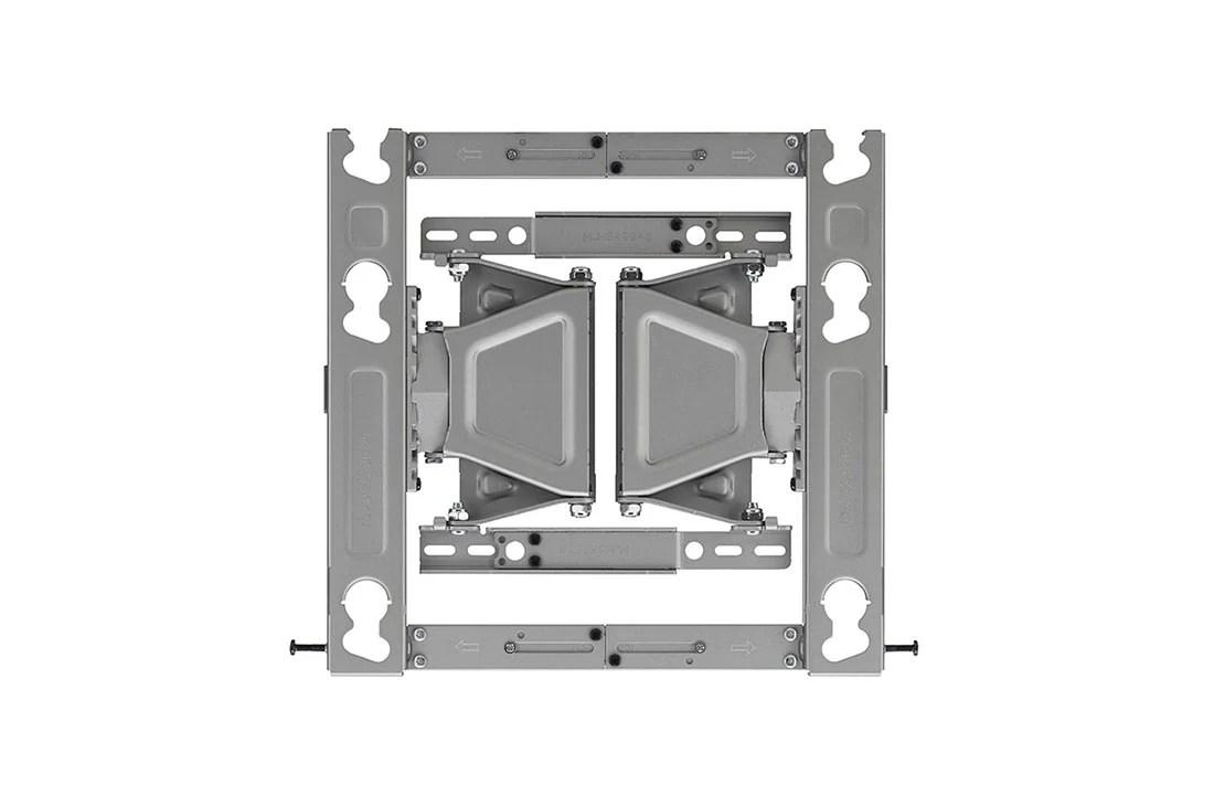 slim adjustable wall bracket