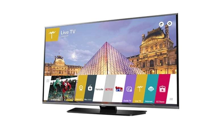 lg tv 40 pouces 100 cm led full hd
