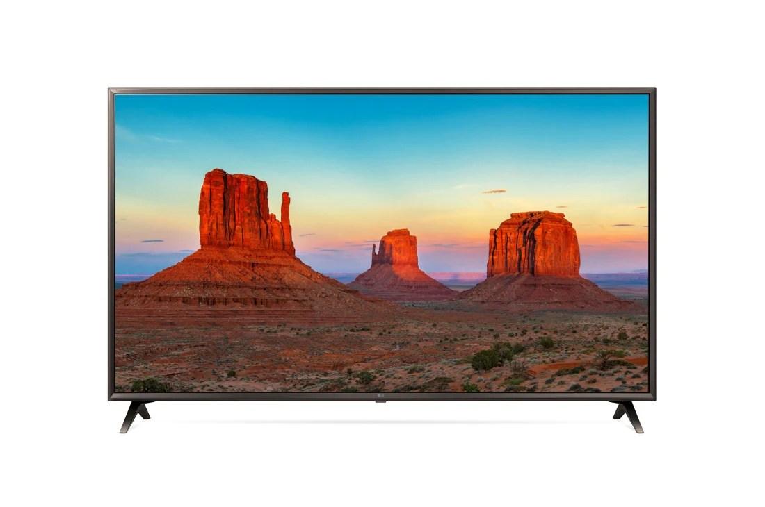 43'' Ultra HD TV dengan AI ThinQ   LG Indonesia