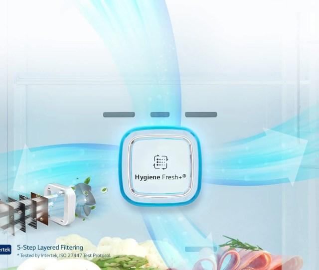 Gf M6017bm Refrigerators Top Freezer Hygiene Fresh Desk1