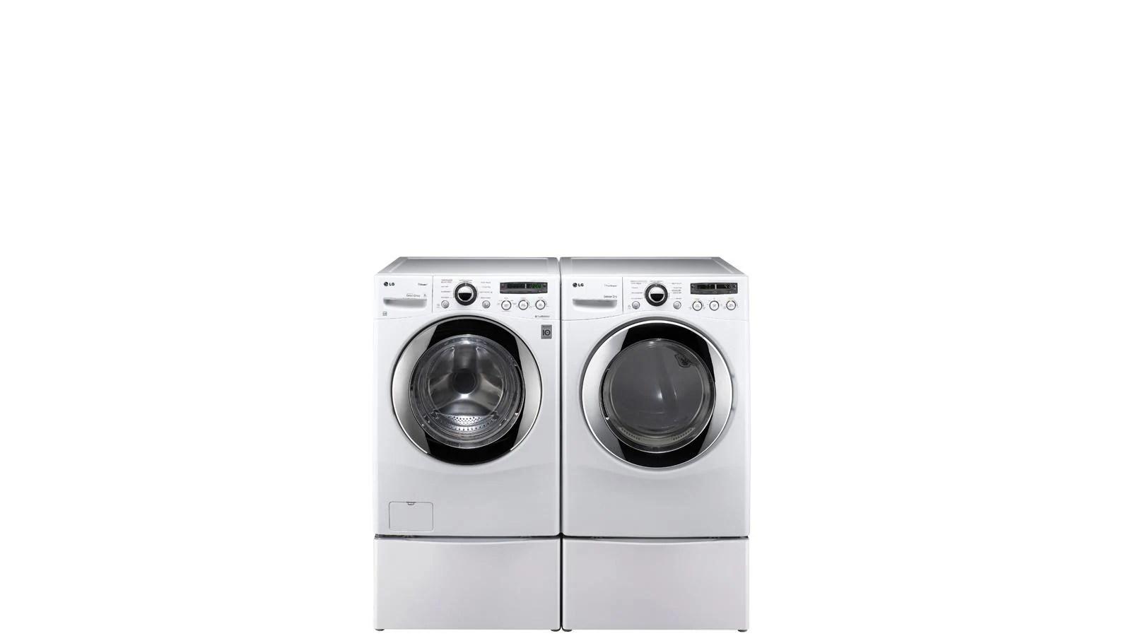 Lg Wdp4w Laundry Pedestal
