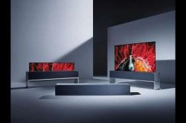 LG COMING SOON - LG SIGNATURE OLED TV R9 - 4K HDR Smart TV - 65'' Class (64.5'' Diag), OLED65R9PUA