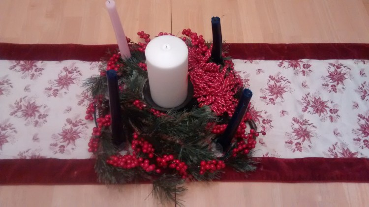 waiting of advent, celebrate advent