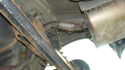 Nissan Catalytic Converters
