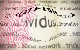 Romance fraud and catfishing