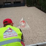 Pardoseala DURAPAVE Larex Global Floor LGF alee de access casa de locuit nivelare boloboc