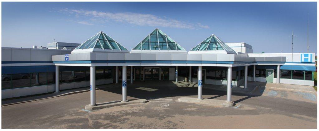 Labrador Health Centre, Happy Valley-Goose Bay, NL