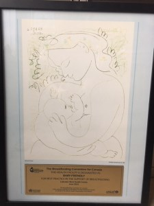 BreastFeeding_BFI Plaque