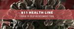 811 online self-assessment tool