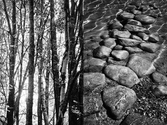 Sticks & Stones © Fotograf Lars-Göran Norlin
