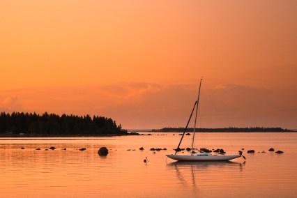 Brändön sommar 2009 © Fotograf Lars-Göran Norlin