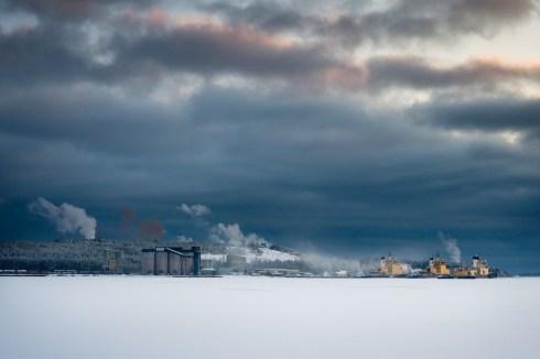 Luleå. Fotograf Lars-Göran Norlin