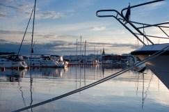 Ettans båthamn, Luleå. Fotograf Lars-Göran Norlin