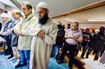 Muslimska föreningen, fredagsbön