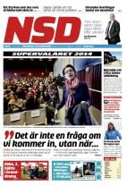 NSD, 10 maj 2014.