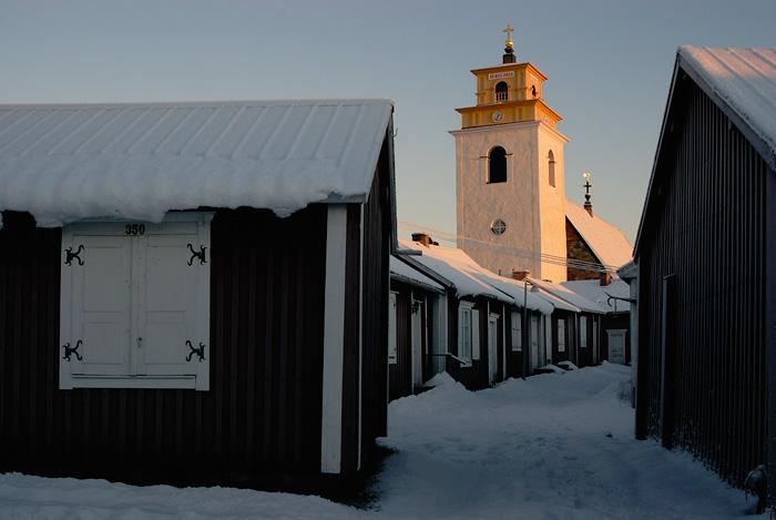 Kyrkbyn i Gammelstad