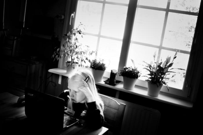 Uppkopplad © Fotograf Lars-Göran Norlin