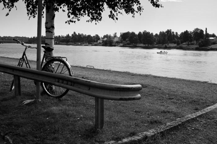Båt, Umeå.