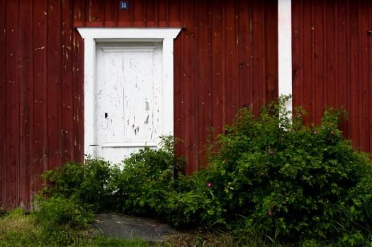 Kyrkstuga, Gammelstad, Luleå.