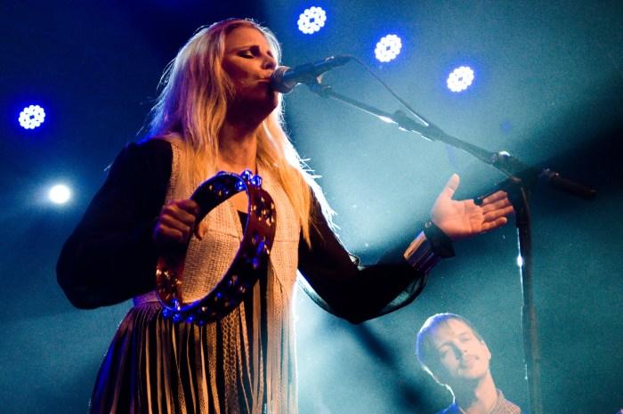 Lisa Miskovsky. Fotograf Lars-Göran Norlin