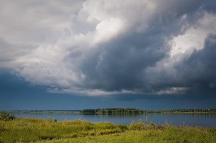 Landskap, Bälinge 17 juni 2013