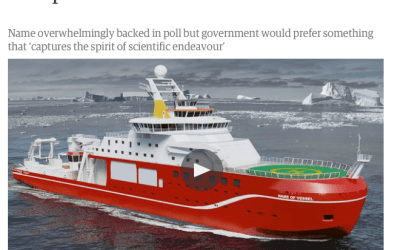 Boaty McBoatface: a lesson in how not to do public engagement with research?