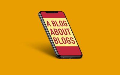 A Blog About Blogs