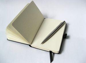 Mitschrift Predigt Notizen