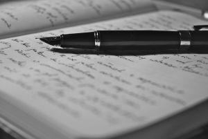 Wie man sich am Besten Notizen während der Predigt macht
