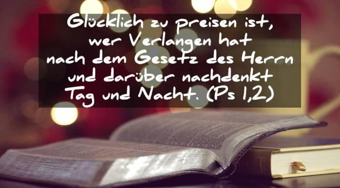 Whatsapp-Gruppe zum Auswendiglernen von Bibelversen