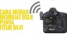 DSLR WiFi