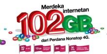 Perdana Nonstop 4G Tri