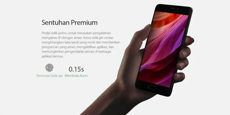 Infinix Note 4 - Fingerprint